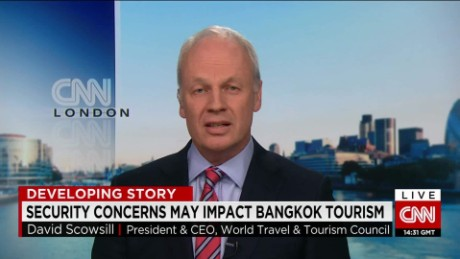 exp David Scowsill, President & CEO, World Travel & Tourism Council, discusses Thailand. _00002001