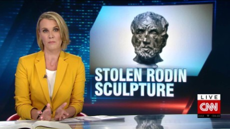 exp James Ratcliffe, the Art Loss Register, discusses the Rodin theft in Copenhagen. _00002001