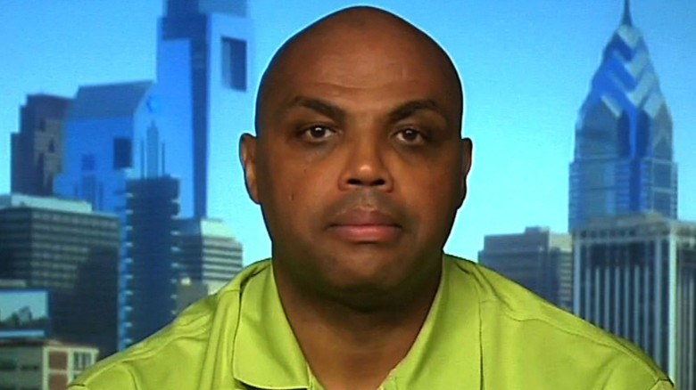 Charles Barkley supports surprising candidate