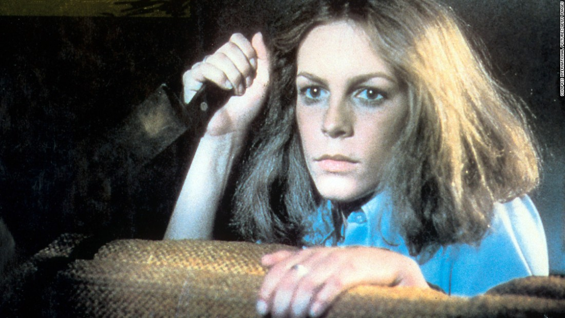 "Jamie Lee Curtis has had a varied career in Hollywood for over 35 years, but she's paid homage several times to her ""scream queen"" role (including Fox's upcoming series ""Scream Queens"") as Laurie Strode in the 1978 slasher classic ""Halloween."""