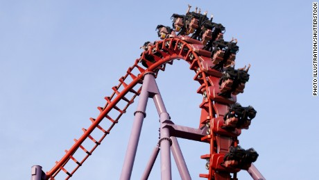 Are you too old to ride roller coasters?