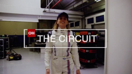 CNN The Circuit Women in F1 08-29-15_00000101