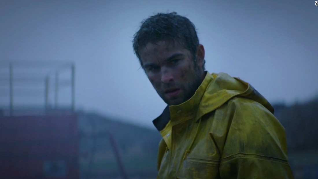"Chace Crawford stars as a man determined to make it as an entrepreneur in North Dakota in the drama ""Blood and Oil."""