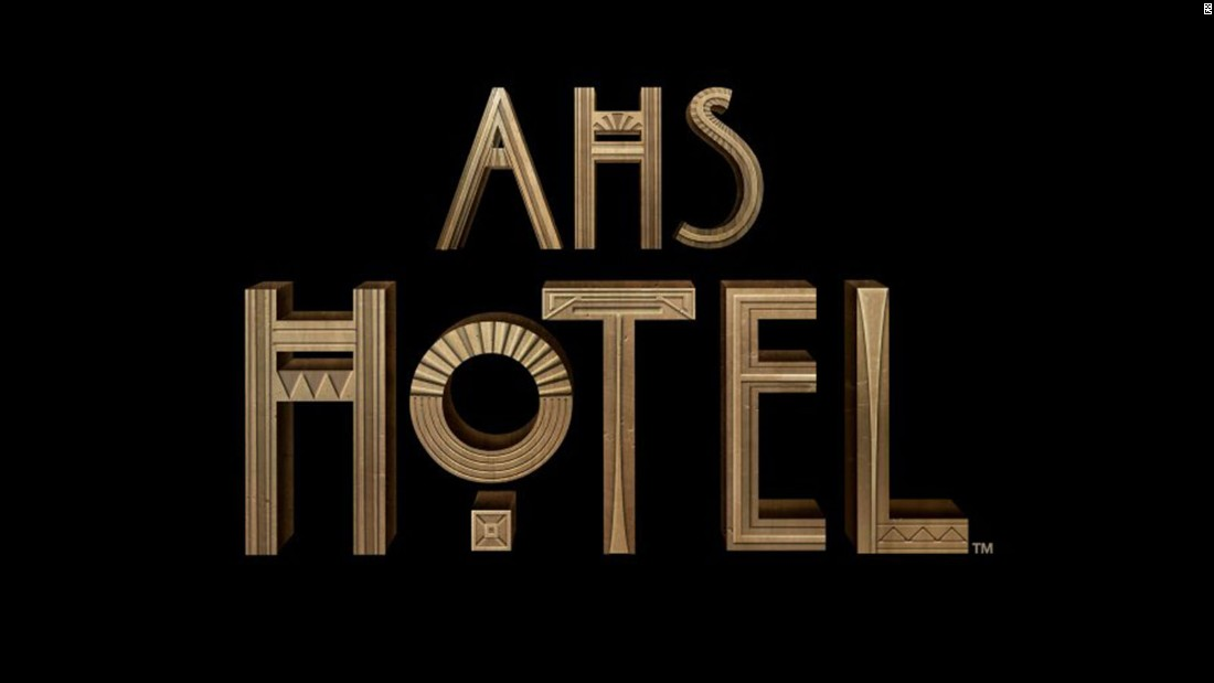 "It's an ensemble cast for the fifth installment of the very popular Ryan Murphy drama. This time around it's ""American Horror Story: Hotel."""
