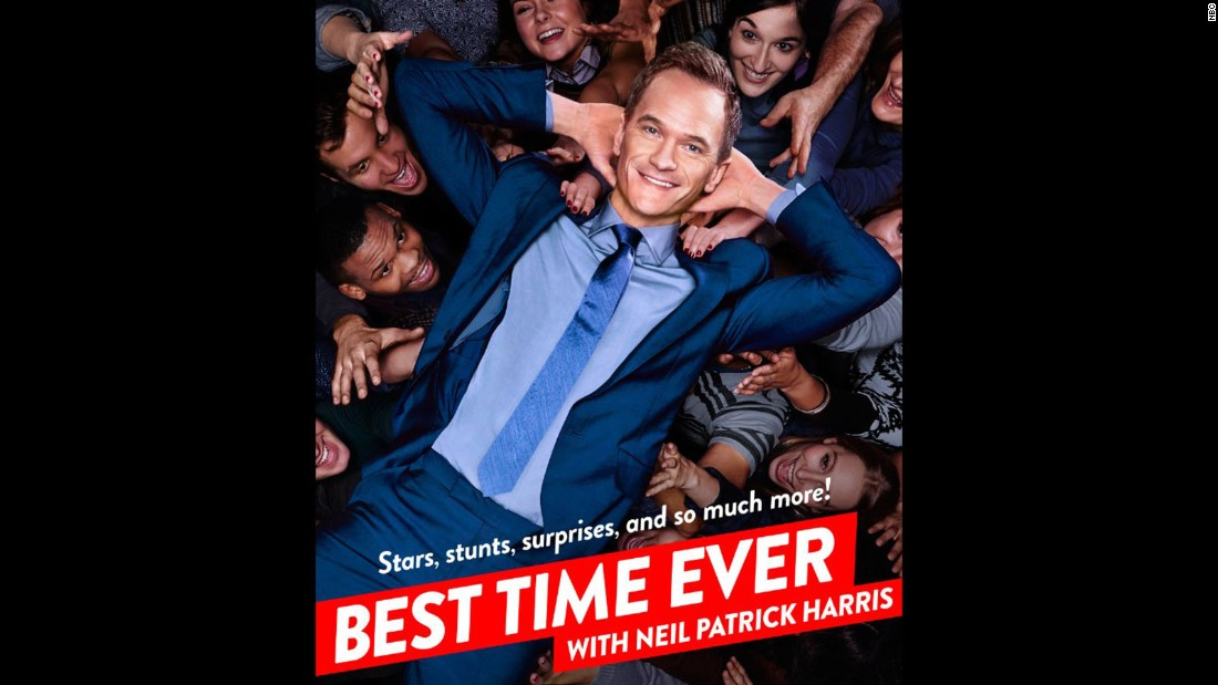 "NBC also went with a live anything-can-happen show in the fall, but ""Best Time Ever with Neil Patrick Harris"" ended up falling short of its ""The Voice"" lead-in, and lasted for only one short season."