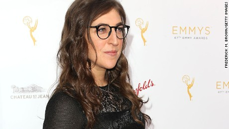 What Mayim Bialik reveals about #MeToo