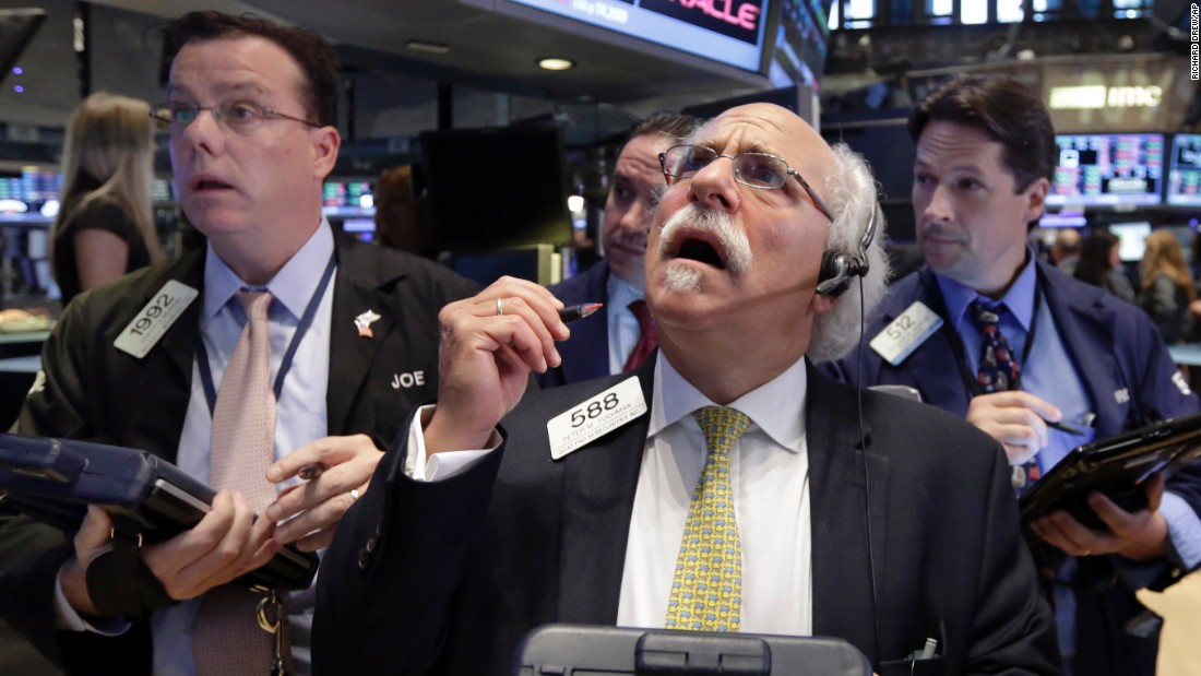 He might be the most photographed man on Wall Street - CNN Video