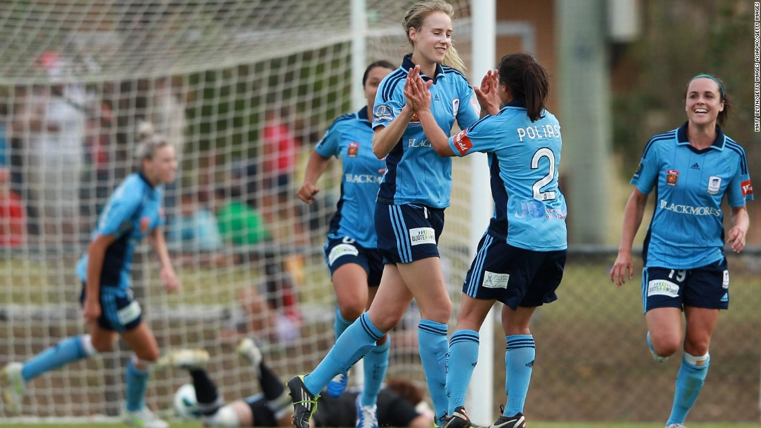 In domestic football, Perry has played for Central Coast Mariners, Canberra United and Sydney FC.