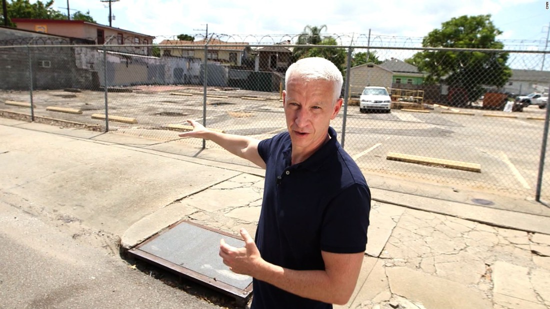 Ten years later, Cooper returned to New Orleans and caught up with some of the people he met as he covered the disaster. Here, he revisits the spot where he saw the body and tells us who the man was.