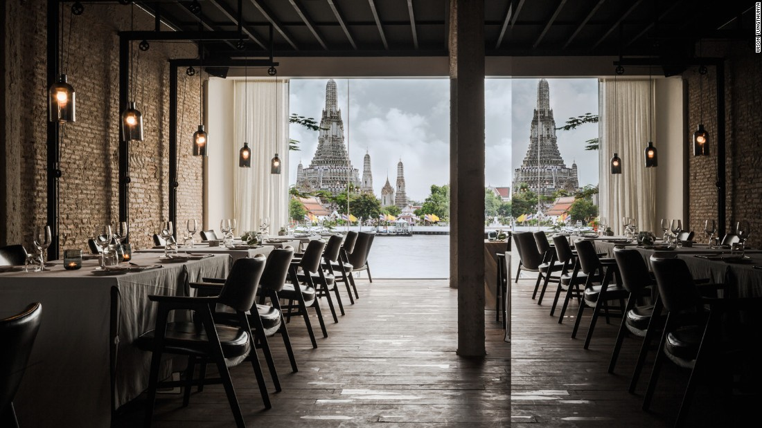 The most beautiful restaurants in the world have been announced ...