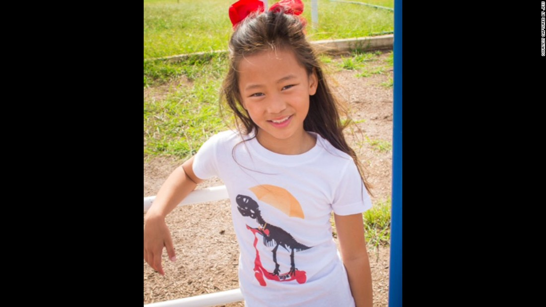 "<a href=""http://princessfreezone.com/landing/"" target=""_blank"">Princess Free Zone </a>offers empowering T-shirts with images such as dinosaurs, skateboards and soccer balls. ""Kids should not have to be brave to wear the things they like,"" says founder Michele Yulo."