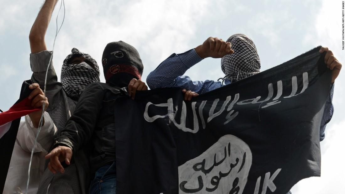 ISIS terrorists 'hijack Islam' to rape women (2015)