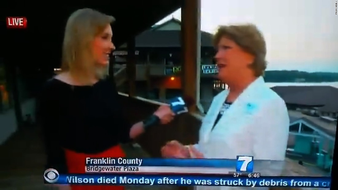 The latest on TV shooting: Reporter, cameraman killed on air; gunman dies