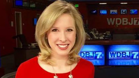 Parker was the morning reporter for the Roanoke station and a native of Virginia, having spent most of her life outside Martinsville. She started with WDBJ as an intern, her biography on the station's website says.