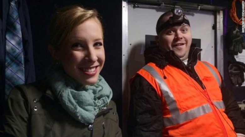 Reporter Alison Parker And Cameraman Adam Ward Of WDBJ TV Were Fatally Shot  During A