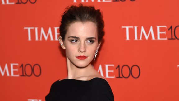 """Along with her """"Harry Potter"""" co-star Lewis, Emma Watson's proving that she's not little Hermione anymore. The actress played a thief in 2013's """"The Bling Ring"""" and an ax-carrying marauder in """"This Is the End."""""""