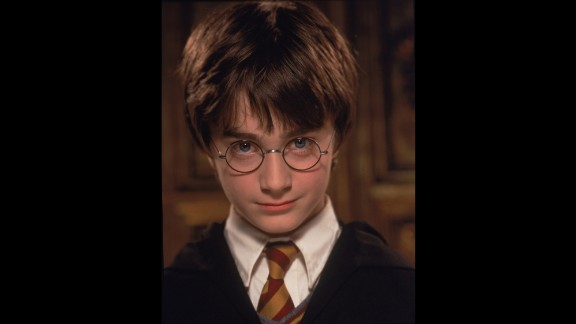 """As a child, Radcliffe may have become the world's favorite wizard as """"Harry Potter."""""""