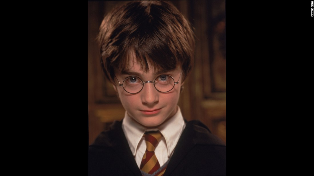 "As a child, Radcliffe may have become the world's favorite wizard as ""Harry Potter."""