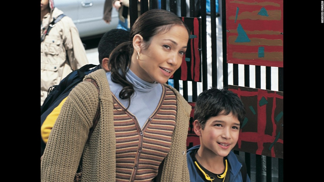 "Posey co-starred with Lopez in ""Maid in Manhattan"" in 2002."