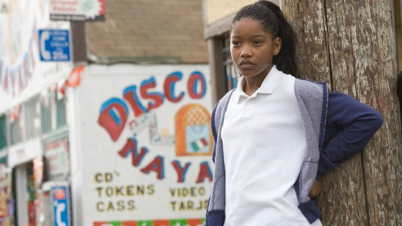 """Palmer got her first major role in """"Akeelah and the Bee"""" in 2006."""