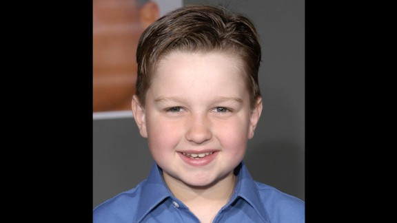 """Jones was a chubby-cheeked youth in 2003 at the premiere of his movie """"Bringing Down the House."""""""