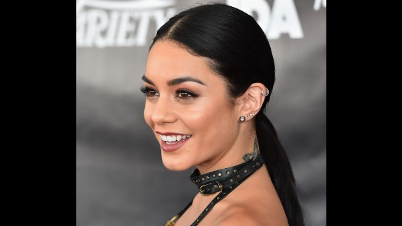 """Vanessa Hudgens has appeared in more adult projects such as """"Spring Breakers"""" and """"Machete Kills."""""""