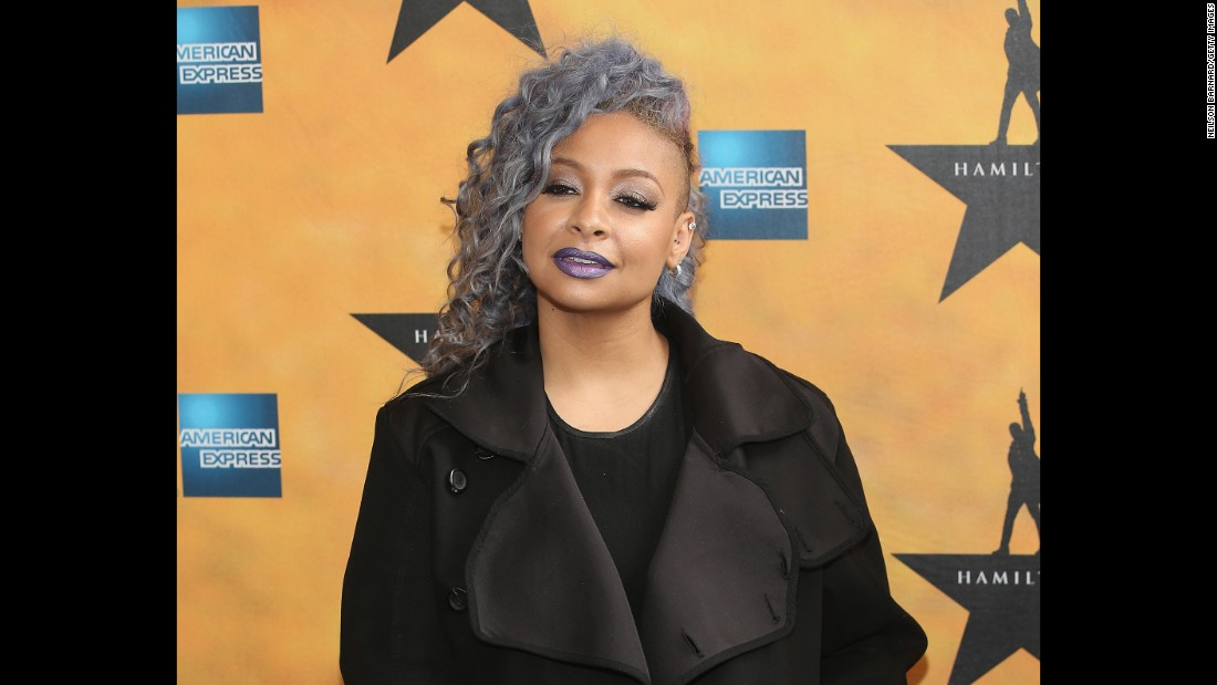 "Raven-Symone now has a gig as one of the co-hosts on ""The View."""
