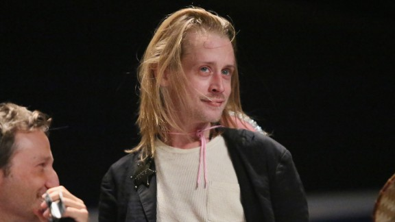 """Macaulay Culkin turned a scream and an exaggerated expression into a blockbuster movie franchise when he starred in 1990's """"Home Alone"""" at the age of 10. He went on to star in 1991's """"My Girl,"""" but in recent years, he has not been a huge fan of being on camera. In April 2013, he ripped into paparazzi in the United Kingdom for trying to take his photo."""