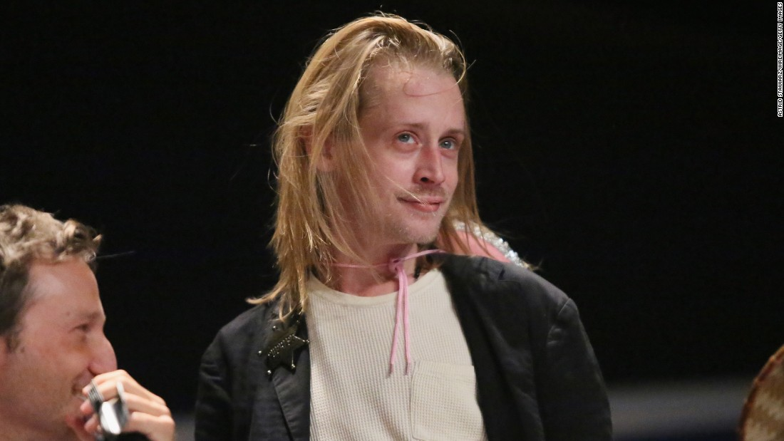 "Macaulay Culkin turned a scream and an exaggerated expression into a blockbuster movie franchise when he starred in 1990's ""Home Alone"" at the age of 10. He went on to star in 1991's ""My Girl,"" but in recent years, he has not been a huge fan of being on camera. In April 2013, he <a href=""http://www.eonline.com/news/408674/macaulay-culkin-s-screaming-pap-attack-in-the-u-k"" target=""_blank"">ripped into paparazzi</a> in the United Kingdom for trying to take his photo."