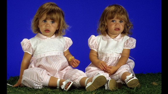 """The Olsen twins have been in the entertainment industry since they were literally in diapers; the pair took turns playing Michelle Tanner on """"Full House"""" from 1987 to 1995. They went on to star in their own movies before starting their fashion lines, Elizabeth and James and The Row."""