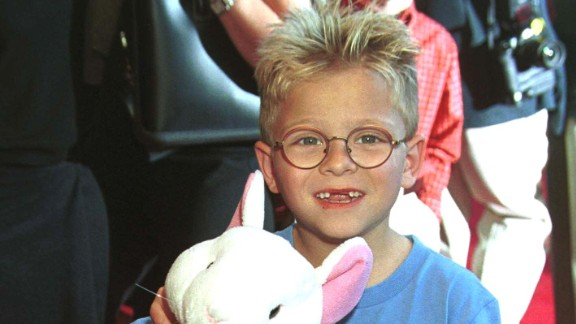 """He's best known for his role as Zellweger's cute-beyond-words son in 1996's """"Jerry Maguire."""""""