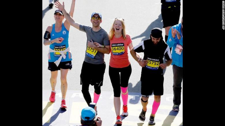 Boston Marathon Fast Facts