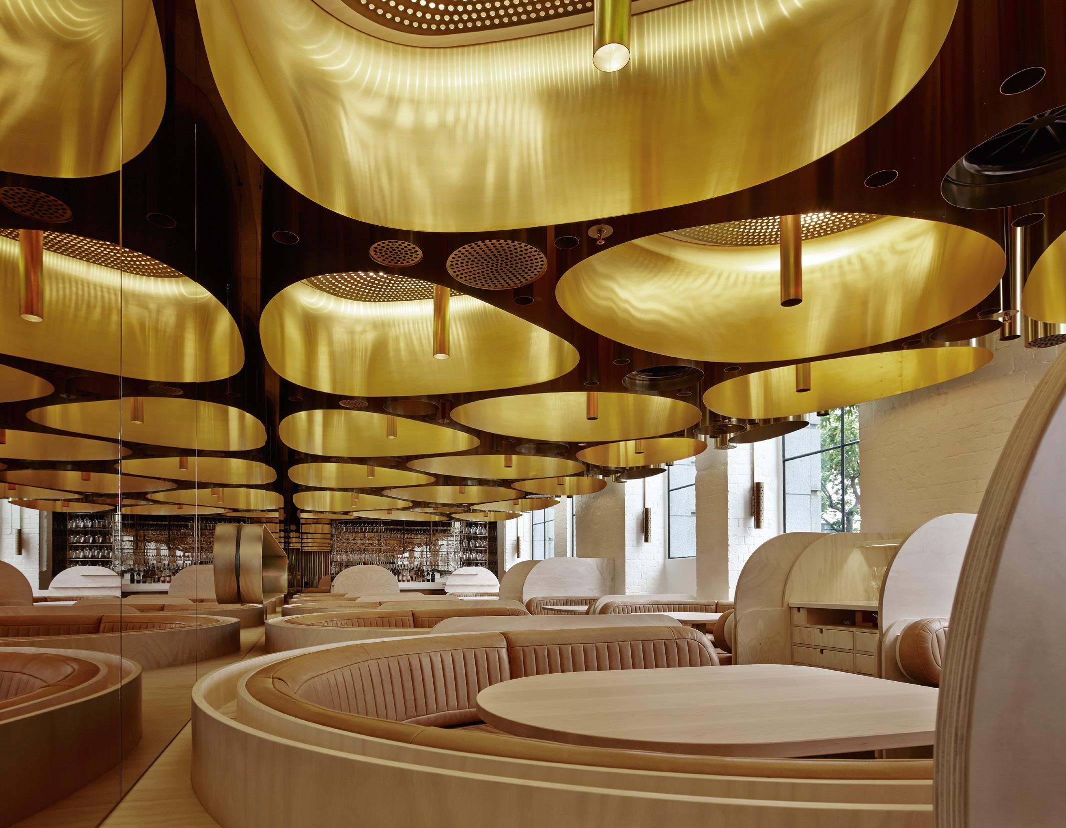 17 stunning restaurant designs from around the world Style