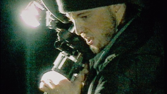 "The ""found footage"" idea of ""The Blair Witch Project"" (1999) gave rise to countless copycats. In the film, a trio of students are making a documentary about the Blair Witch, only to find themselves victimized by unseen terrors. Made for just $60,000, it grossed more than $250 million."