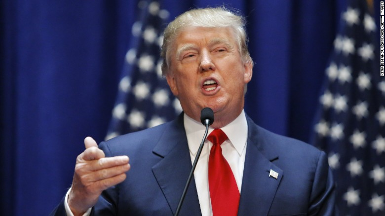 Trump on WDBJ shooting: I'm a Second Amendment person