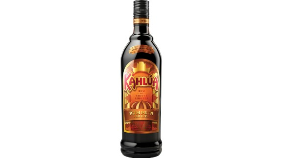 Kahlua Pumpkin Spice rum