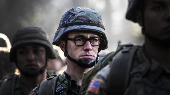 """Snowden"" : Joseph Gordon-Levitt  stars as Edward Snowden in the Oliver Stone directed film. (iTunes)"