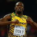 usain bolt 200 meters win