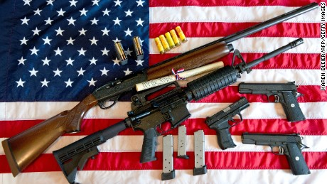 Why we're still debating guns in 2015