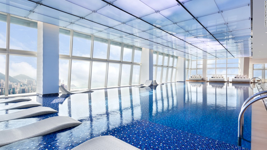 Perfect Best Pools In Hong Kong | CNN Travel