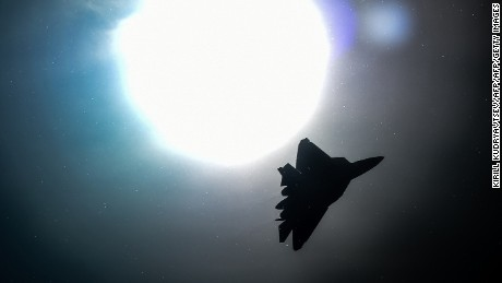 See new Russian stealth fighter jet