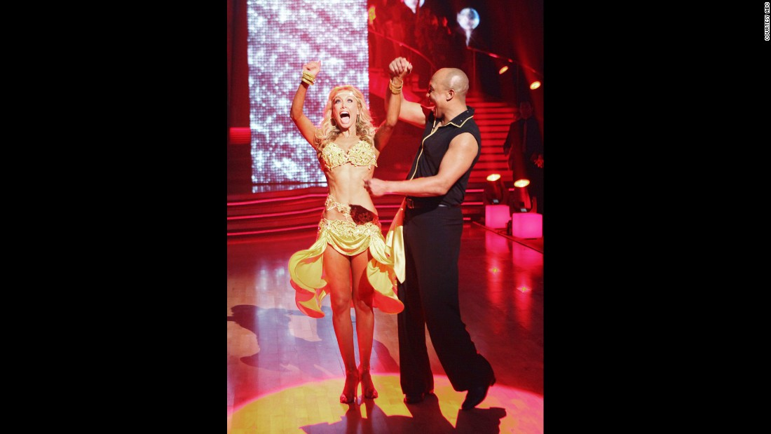 Former Pittsburgh Steeler Hines Ward and pro Kym Johnson danced their way to the season 12 championship.