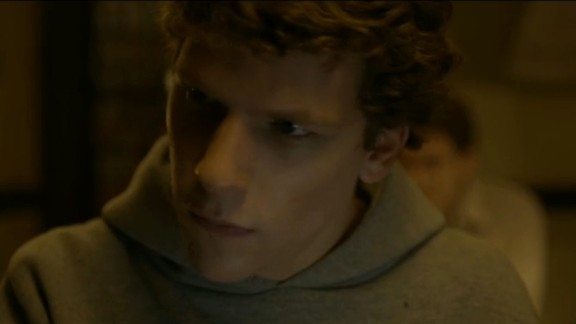 """2010's """"The Social Network"""" chronicles the founding of Facebook at Harvard by Mark Zuckerberg and other coders -- and the fallout when their site went huge."""