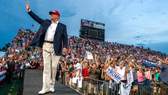 What started out as the summer of Trump soon turned into the autumn of Trump, and as 2015 comes to an end, Donald Trump continues to dominate the Republican field of presidential candidates.