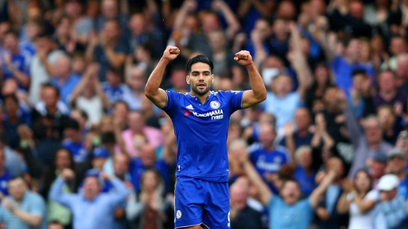 Radamel Falcao of Chelsea has played for four teams in four seasons -- all of which have close ties to his agent Mendes.