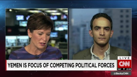 August 2015: Yemen focus of competing political forces