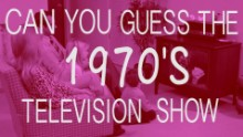 Can you name these TV theme songs from the 1970s?