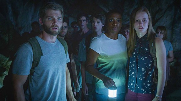 """CBS' summer series """"Under the Dome"""" was a big hit in its first season, but ratings fell in its second season. The network announced in August that the third season would be its last."""