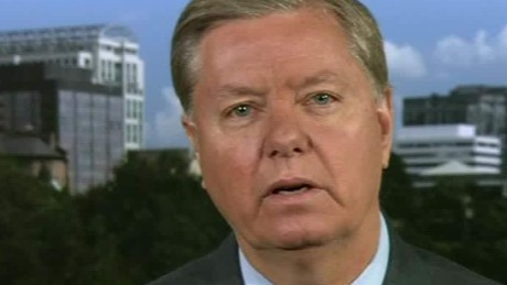 Lindsey Graham Hillary Clinton emails interview Newday _00004528