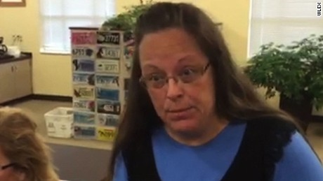 Kim Davis freed, barred from interfering with licenses